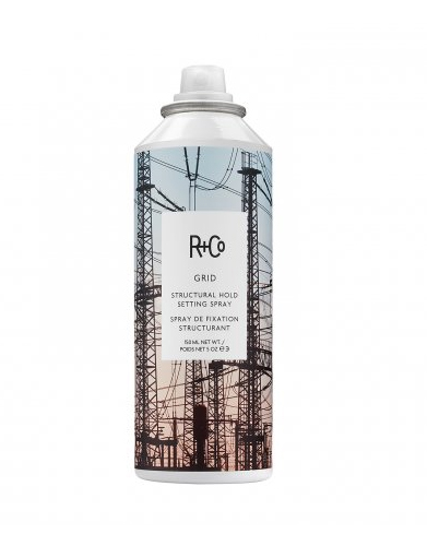 GRID Structual Hold Setting Spray